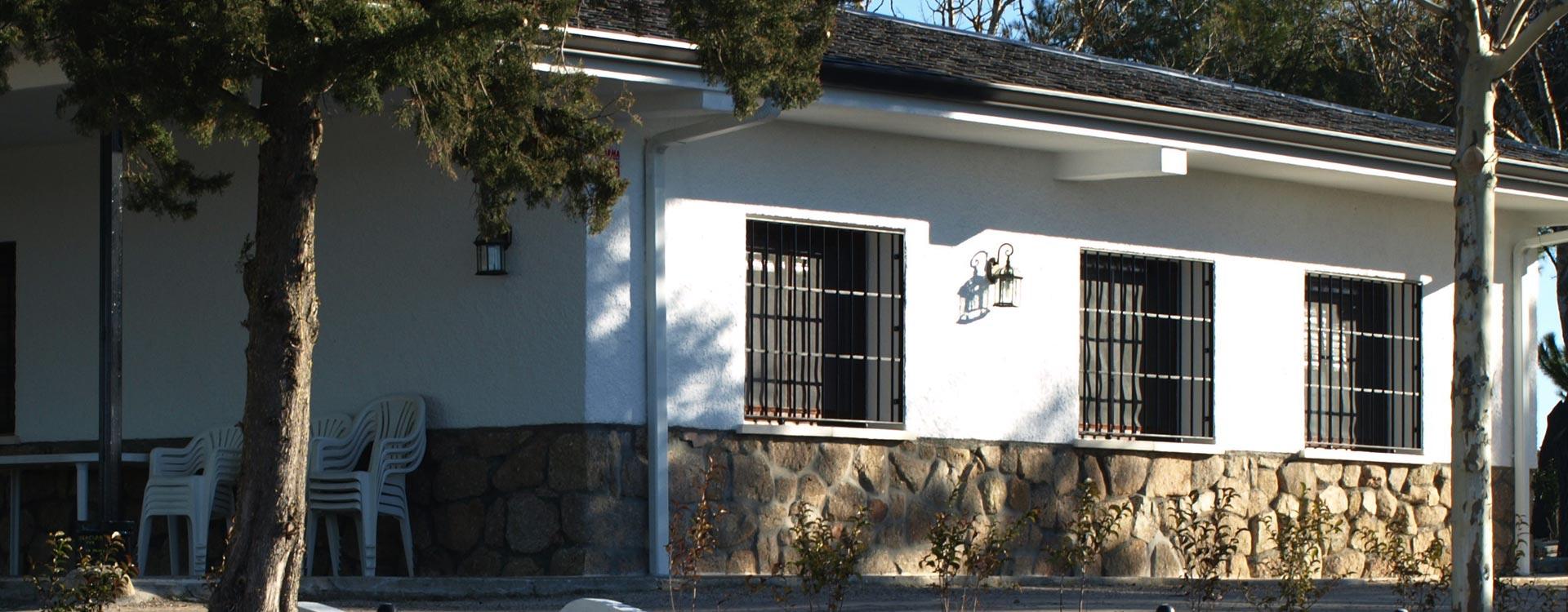 Casa rural finca el cerro